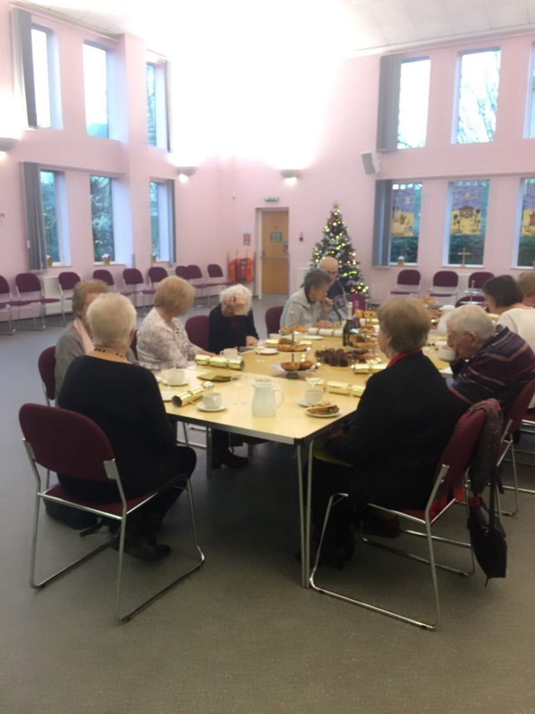 You & I Care Community Senior's Club Launch